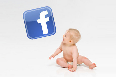 Facebook Baby Images on Facebook Inspired Couple Names Newborn Baby  Like    Story