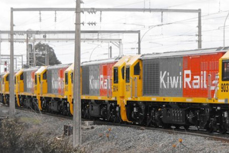 Train, tractor collide, injuring woman - Story - NZ News - 3 News