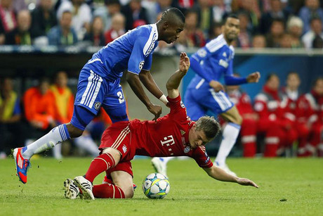 Final of the Champions League: Bayern Munich - Chelsea