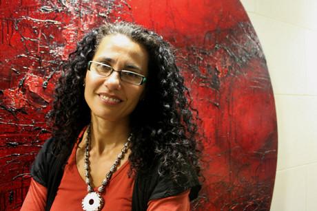 Dr Selina Tusitala Marsh  (Photo: Brian Croxford)