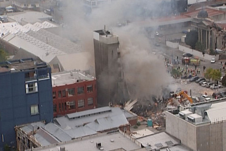 The inquiry in the collapse of the CTV building continues