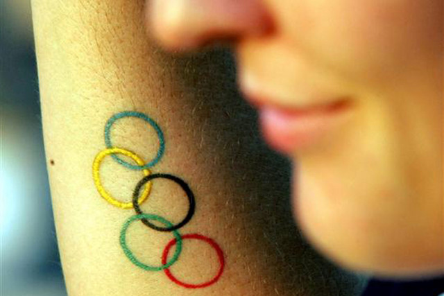 olympic tattoo designs