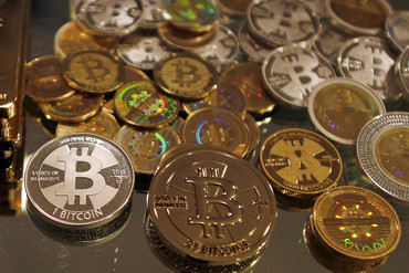 Bitcoins are a form of electronic money that can be exchanged without using traditional banking systems (Reuters)