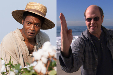 12 Years a Slave still; Stephen Tobolowsky