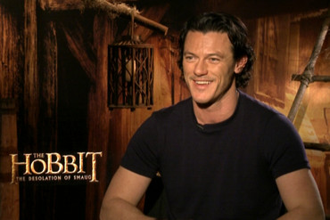 The Hobbit: The Desolation of Smaug star Luke Evans