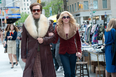 Anchorman 2: The Legend Continues still