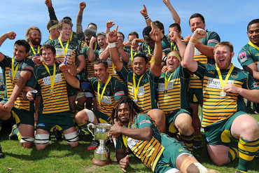 Mid Canterbury celebrate (Photosport)