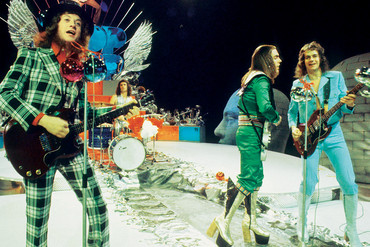 Slade, creators of Christmas hit 'Merry Xmas Everybody' (Getty)