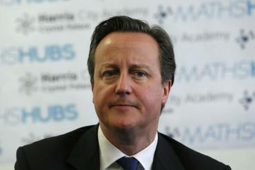 Britain's Prime Minister David Cameron (Reuters)