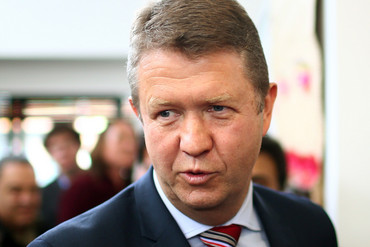 Labour Party leader David Cunliffe (Getty)