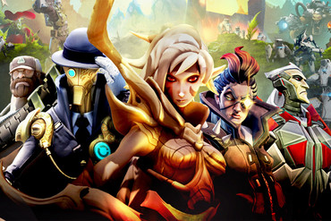 Battleborn will be released next year