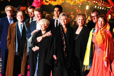 Cast of The Best Exotic Marigold Hotel